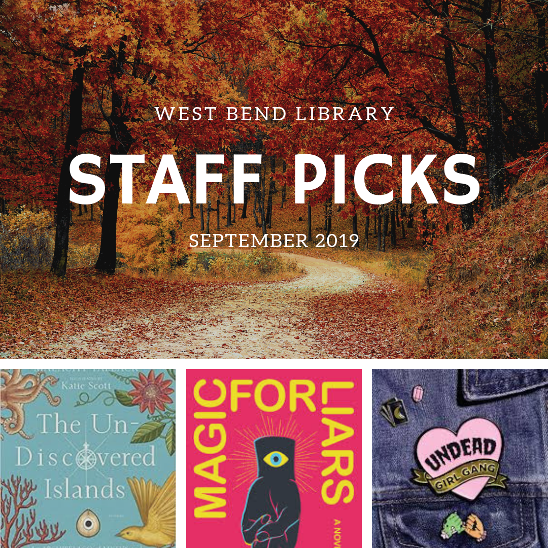 September Staff Picks