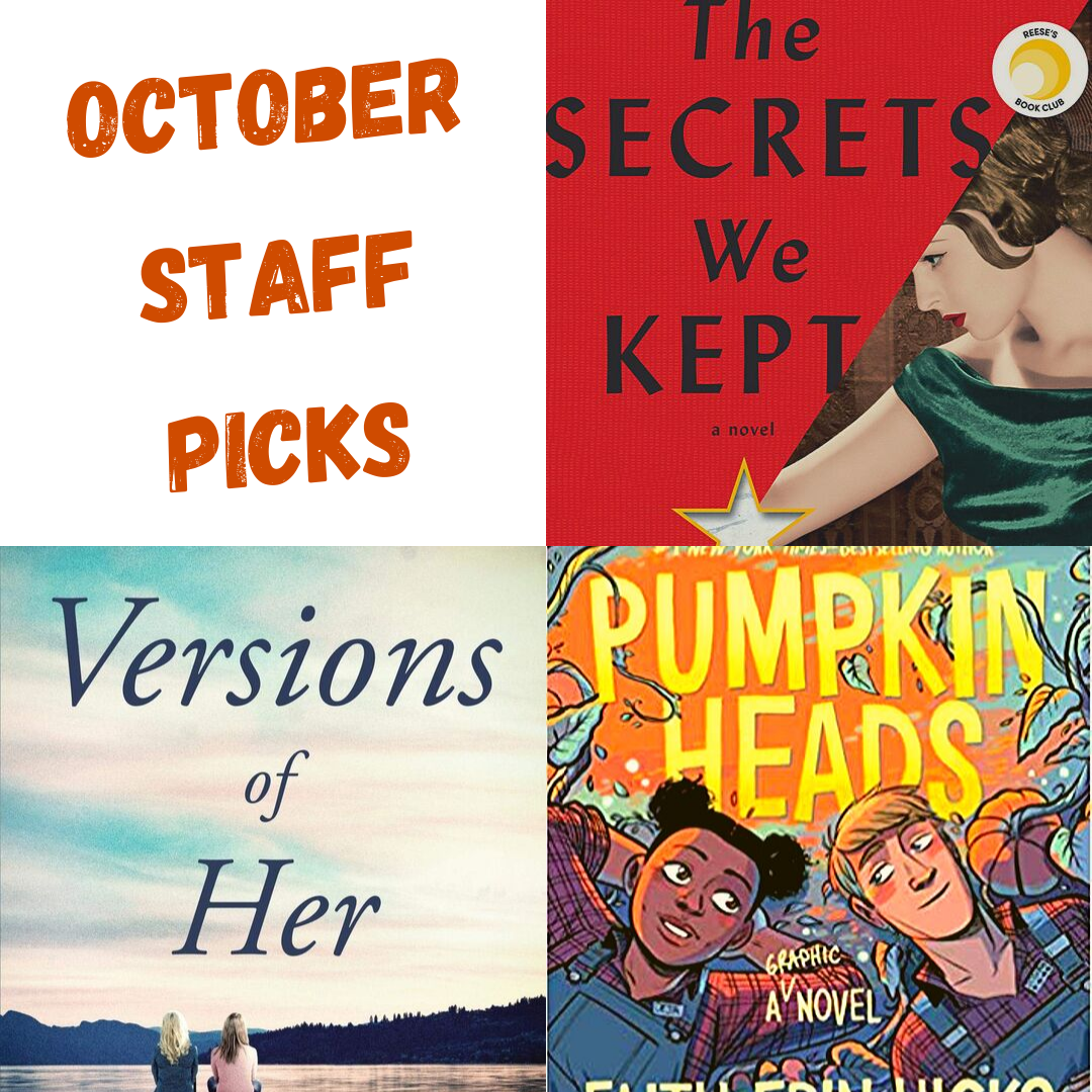 October Staff Picks