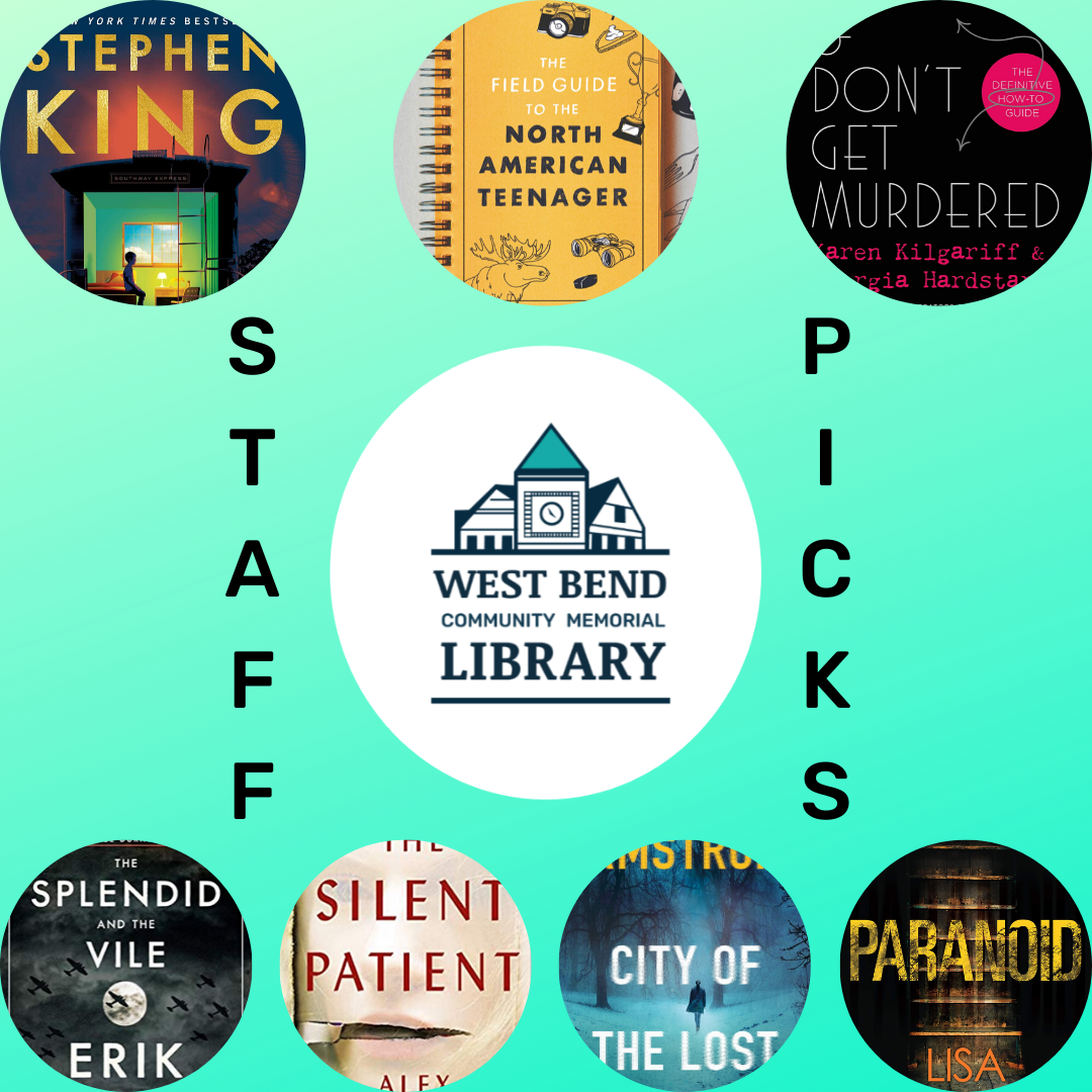 Stay Connected with Staff Picks!