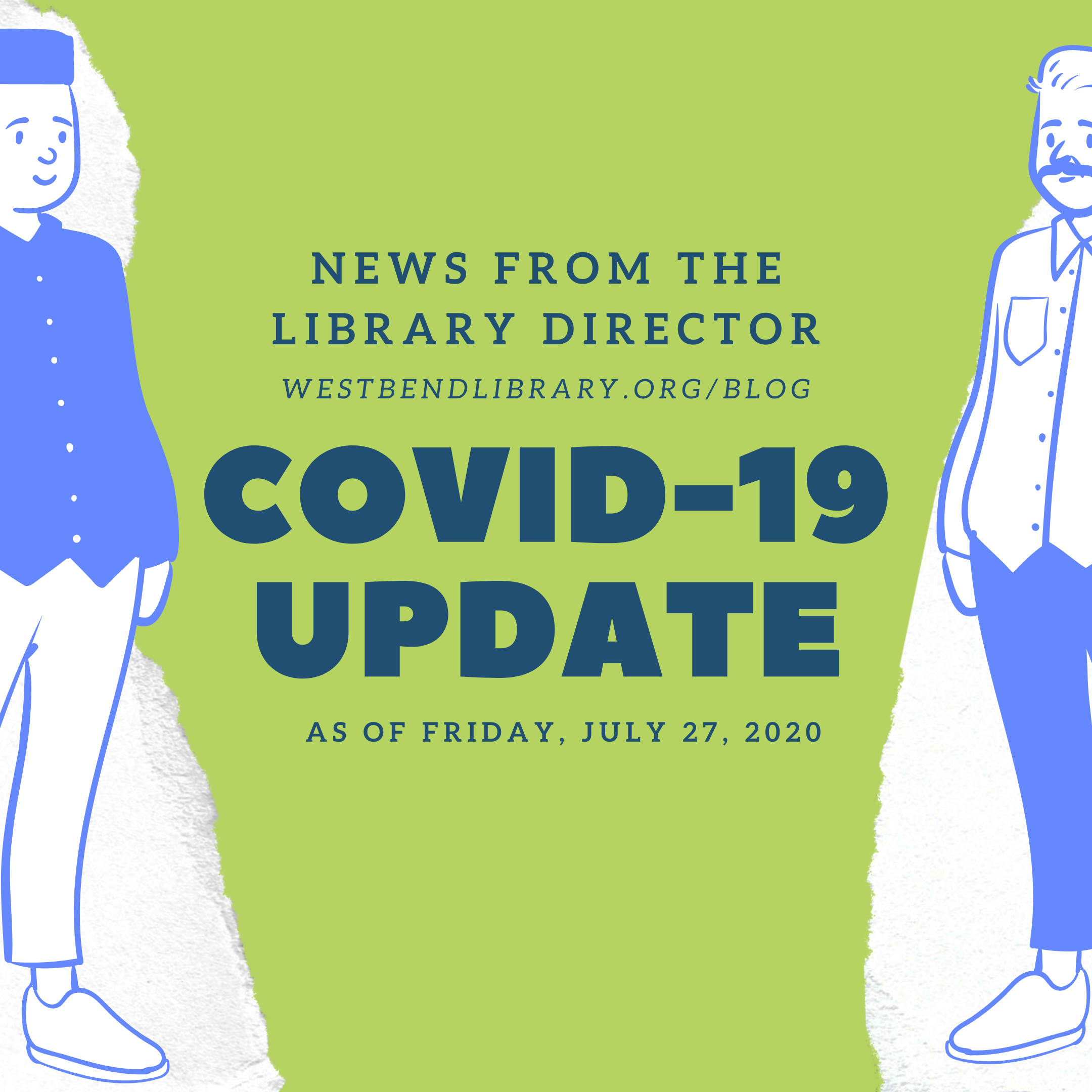COVID-19 Update from the Director