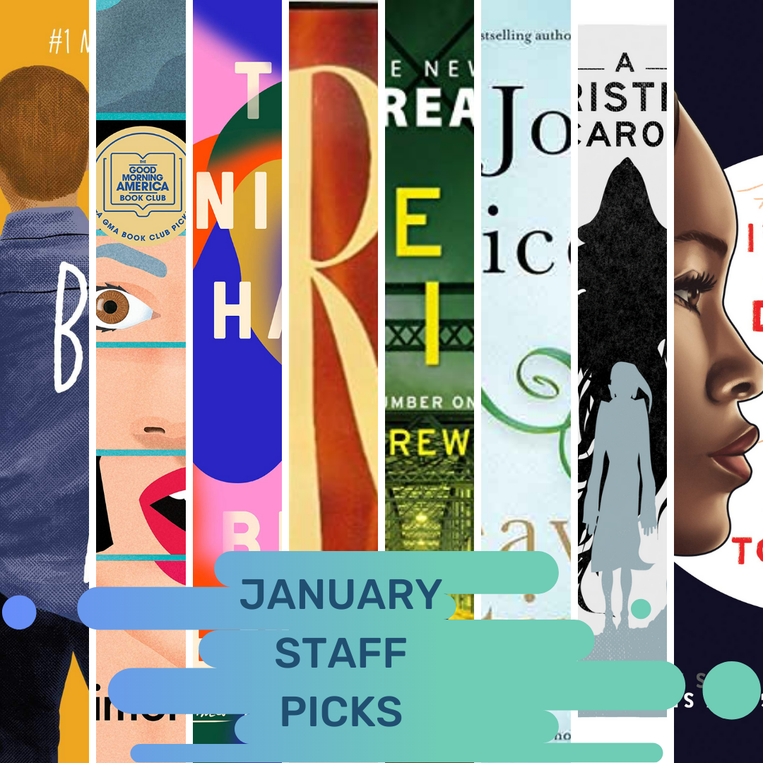 Season's Readings! Check Out Our Staff Picks
