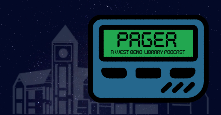 Pager: A Library Podcast visual