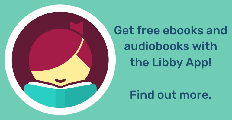 Get free ebooks and audiobooks while you're at home! visual