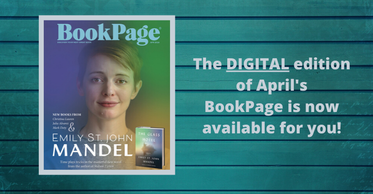 April 2020 BookPage - Get it digitally! visual